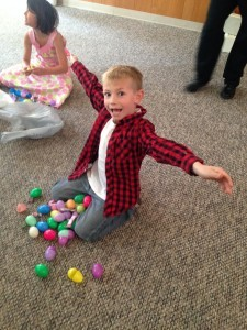 Overland Park Lutheran Youth | Easter Egg Hunt