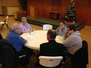 Overland Park Lutheran Education   Adult Bible Study