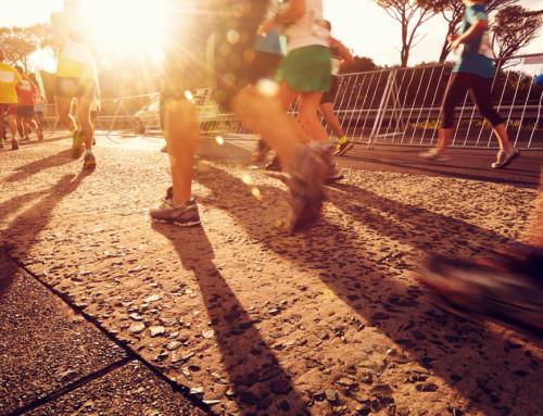 A Marathon Race