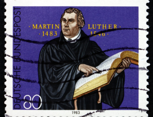 Reformation Sunday: What Would Luther Say?
