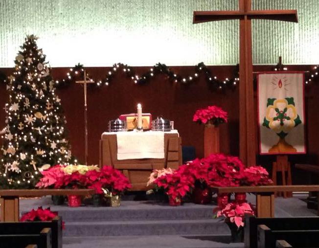 Christmas Eve at OP Lutheran